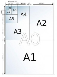 a_paper_sizes chart