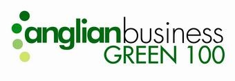 Anglian Suffolk Green 100 Businesses